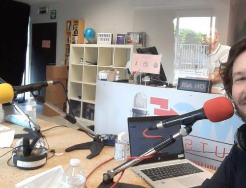Presentator bedrijfsradio HeidelbergCement in België