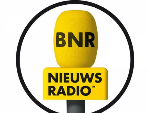 Voice-over voor kerstcampagne op BNR Nieuwsradio